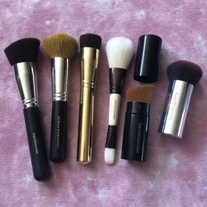 bareMinerals makeup brush bundle